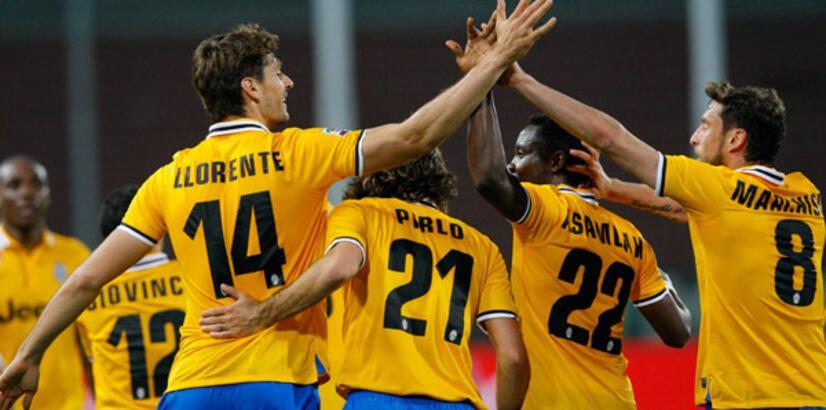Juventus mutlu sona yaklaşıyor!