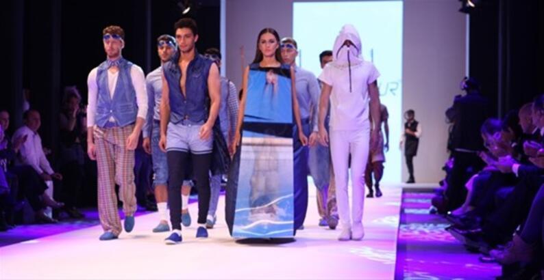 İstanbul Fashion Week Şafak Tokur Defilesi