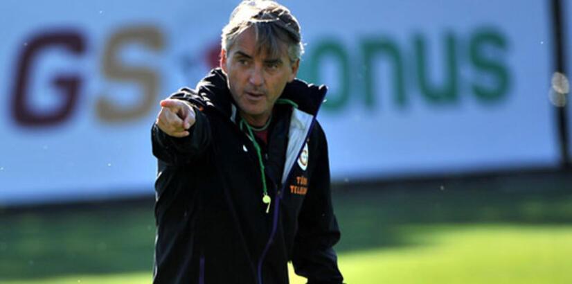 Mancini'den 4 değişiklik!