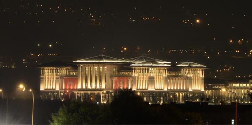 Köşk'ün yeni adı: Cumhurbaşkanlığı Sarayı
