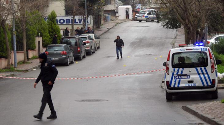 Çekmeköy'de iki grup arasında silahlı çatışma