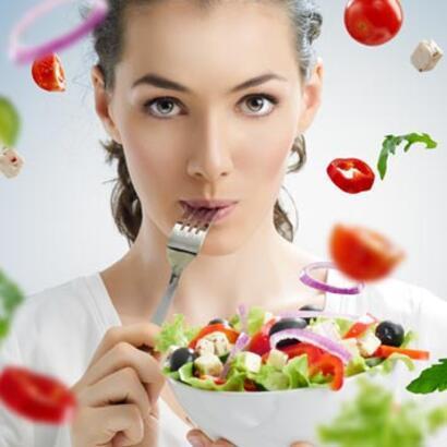 Adet öncesi sendromuna karşı dengeli beslenme