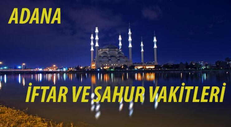 Adana iftar saati ve vakti! İşte 2016 Ramazan imsakiyesi!