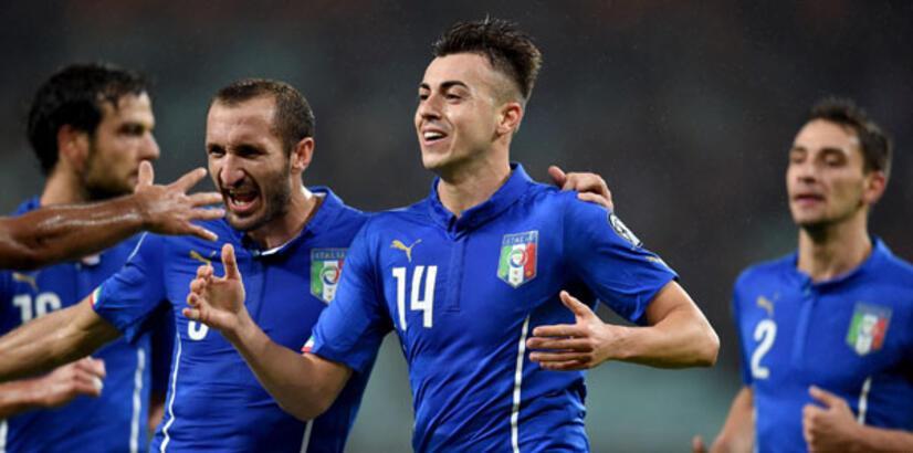 İtalya, Avrupa Şampiyonası'nda bir kez şampiyon oldu
