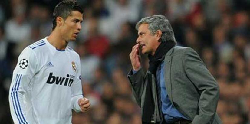Mourinho'nun Ronaldo'yu çıldırtan tercihi