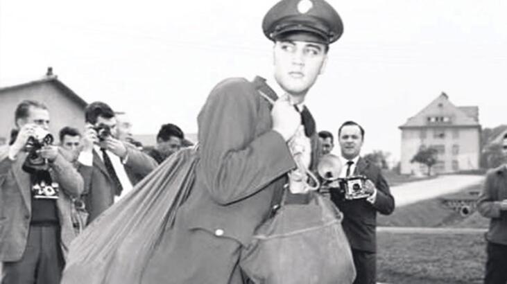 Soğuk Savaş silahı Elvis