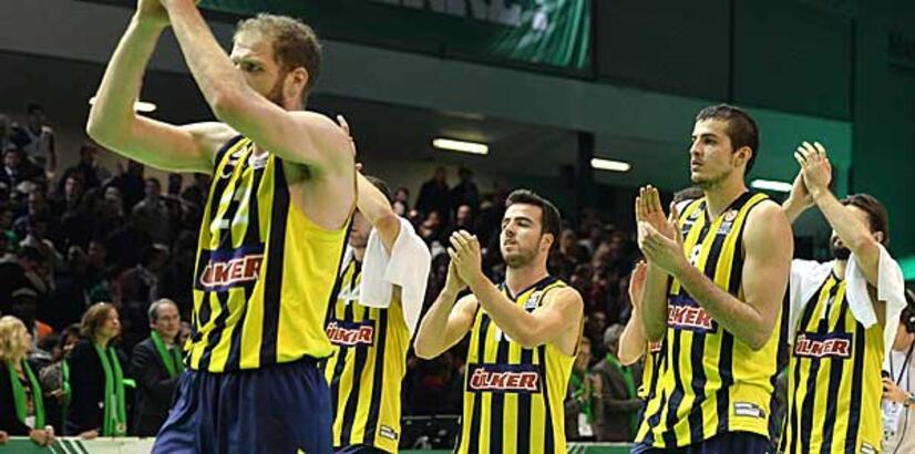 Fenerbahçe Ülker, Avrupa'da en başarılı sezonunu geçiriyor