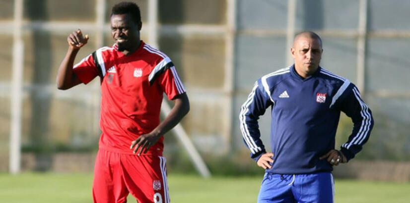 Sivasspor'a Nijeryalı golcü!