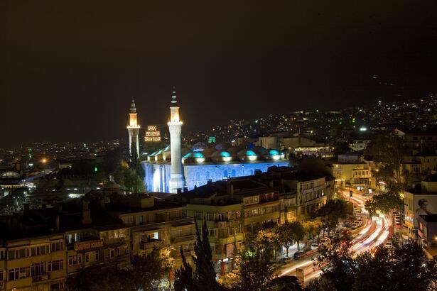 Bursa iftar saati ve vakti! İşte 2016 Ramazan imsakiyesi!