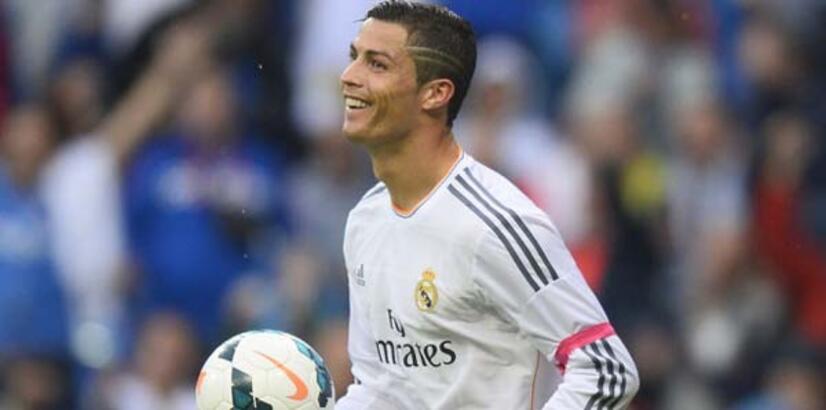 Ronaldo bir ilki daha yaşadı