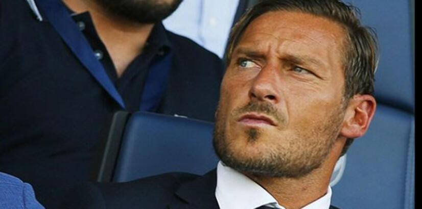 Totti'den antrenörlüğe ilk adım