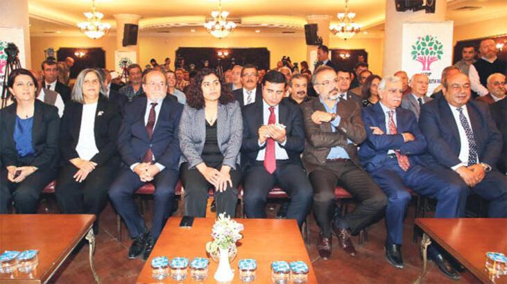 BDP'li vekiller HDP'ye katıldı