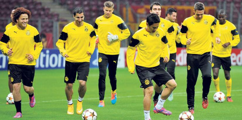Dortmund krizde