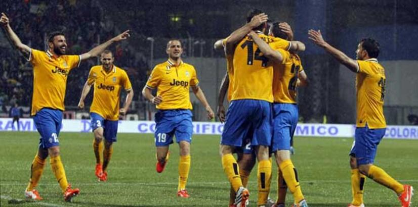 Juventus tura hazırlanıyor