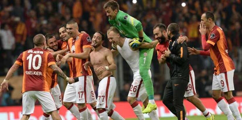 İşte Galatasaray'ın ilk 11'i!