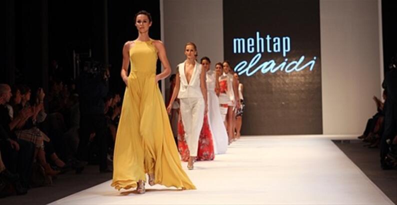 İstanbul Fashion Week Mehtap Elaidi Defilesi