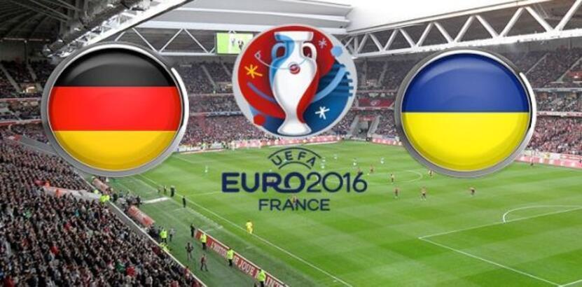 Almanya: 2 Ukrayna: 0 (EURO 2016)