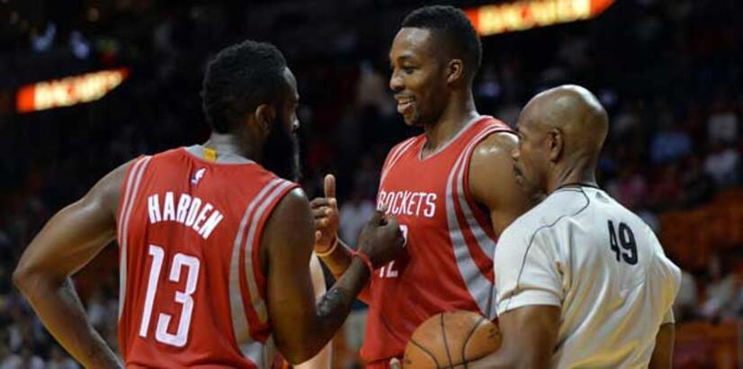Houston Rockets, Miami'yi de devirdi!