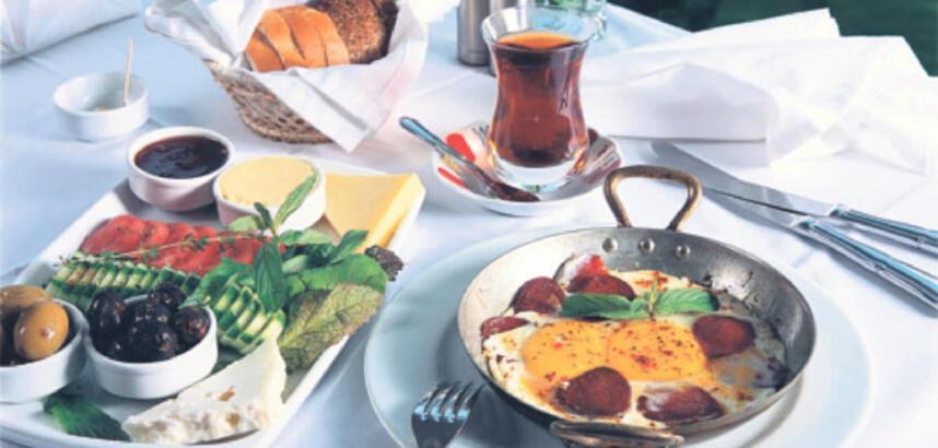 Bir efsanedir  Türk kahvaltısı