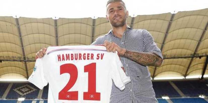 Hamburg, Behrami'yi transfer etti