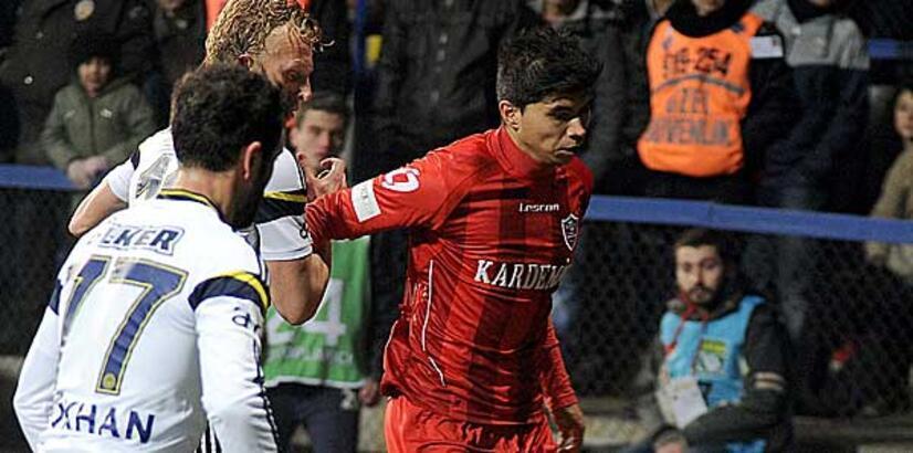 Galatasaray'dan İshak için Karabükspor'a Dany teklifi