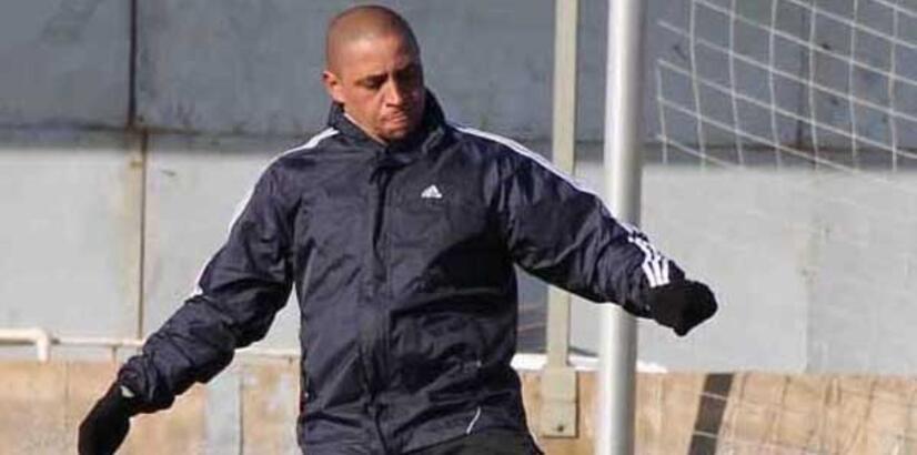 Roberto Carlos 2013'e damga vurdu