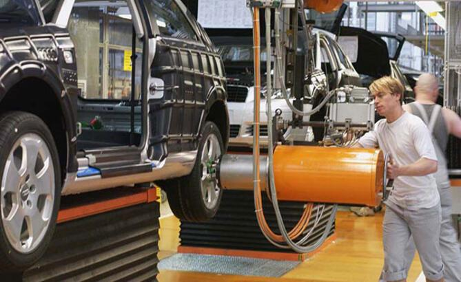 Otomotiv sektörü 7 ayda bu daralmayı yaşadı