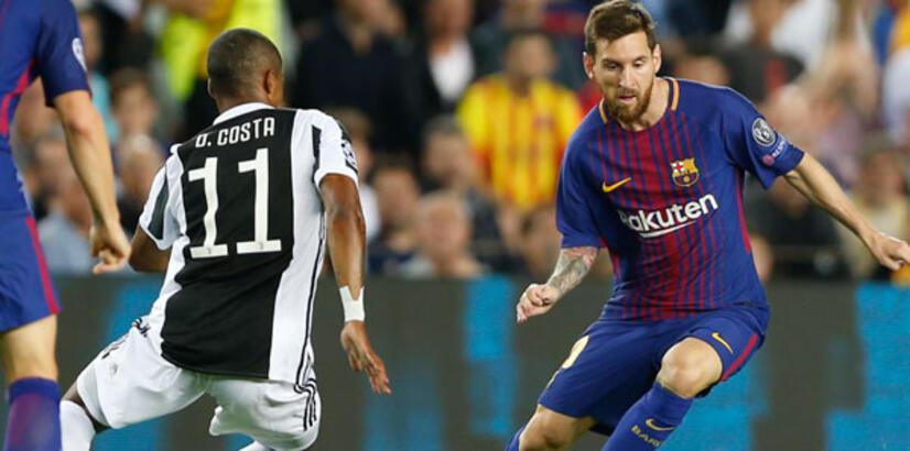 Barcelona - Juventus: 3-0 (İşte maçın özeti)
