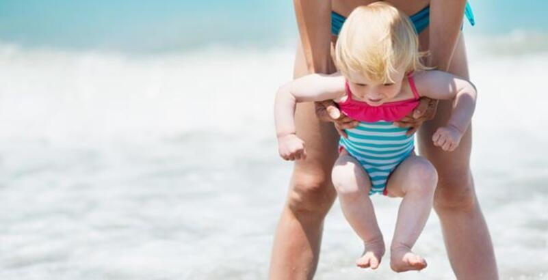 Bebekli tatilin püf noktaları