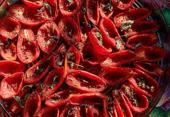 Evde domates nasıl kurutulur?