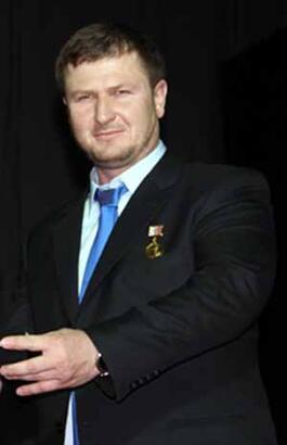 Çeçen Cumhurbaşkanı Yardımcısı Antalya'da 12 kilo altınla yakalandı