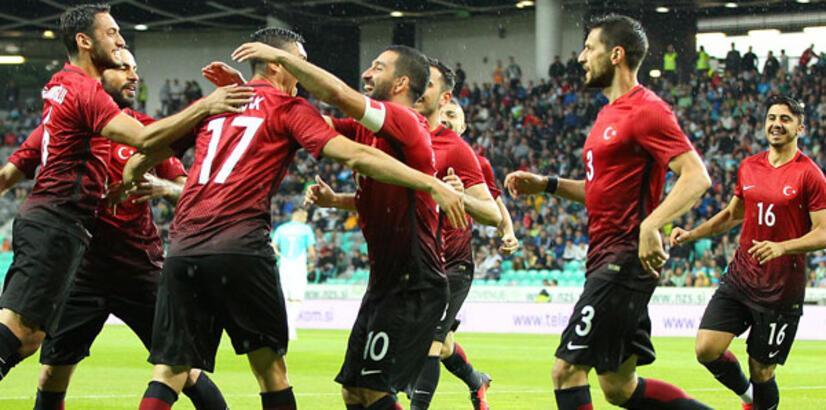 Türkiye 539. maçına çıkıyor