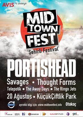 Portishead için hazır mısınız?
