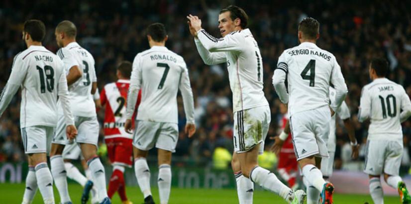 Real Madrid farkı açıyor!