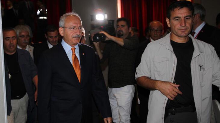 CHP Lideri Kılıçdaroğlu, Balıkesir'de