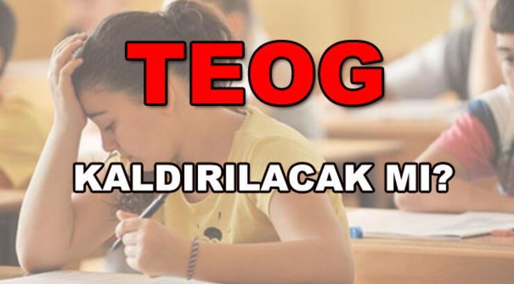 TEOG sistemi kaldırılacak mı? Erdoğan'dan TEOG açıklaması...