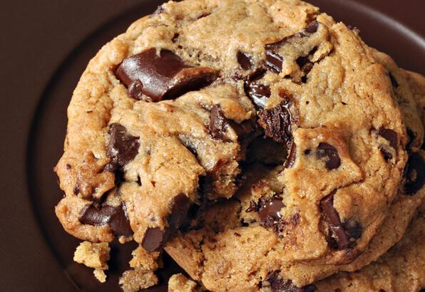Çikolata parçacıklı kurabiye tarifi