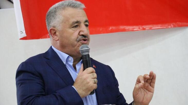 Bakan Arslan: Millete diklenmeden hizmet ederek desteği arttıracağız