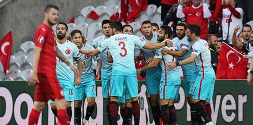 Turkey beat Czech Republic: 2-0