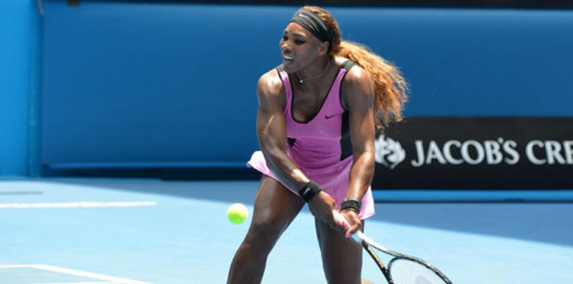 Serena, Li ve Kerber zorlanmadı