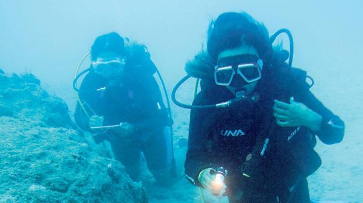 Mersin'De 18 antik gemi batığı