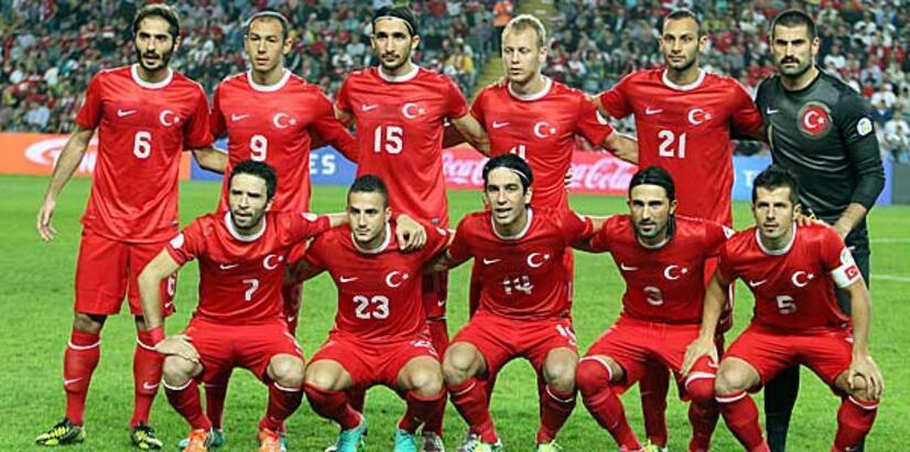 Türkiye yarın Danimarka ile karşılaşacak