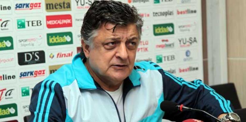 """""""Kayserispor maçını kapattık"""""""