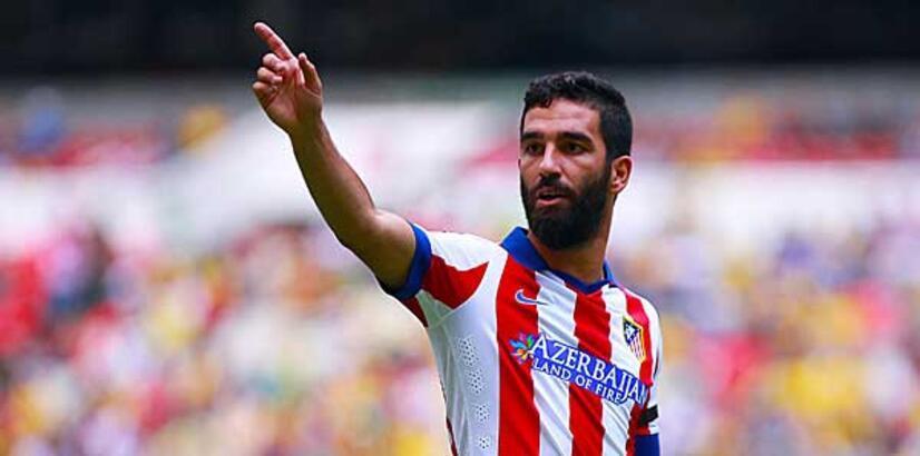 Atletico Madrid'in Süper Kupa kadrosunda Arda Turan yok