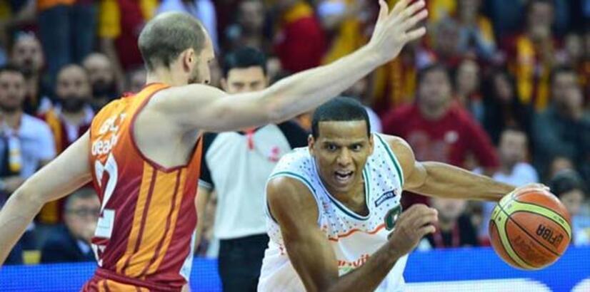 Banvit ile Galatasaray final için kapışıyor