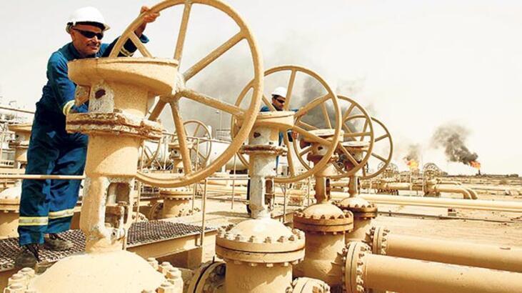 Rusya'nın K. Irak gazını  AB'ye satma hazırlığı...
