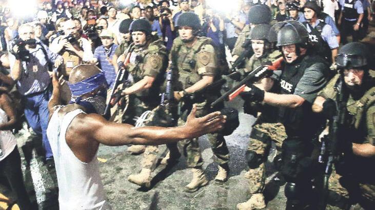 Siyah Amerika fakirlik ve şiddet sarmalında