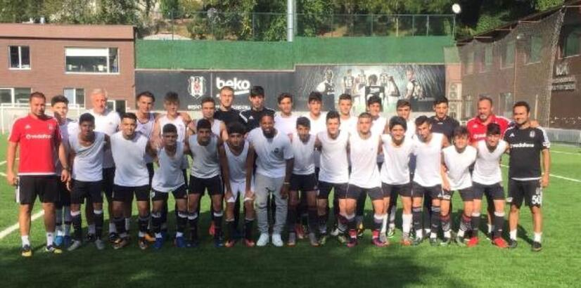 Beşiktaş'ın alt yapısına gurbetçi transfer