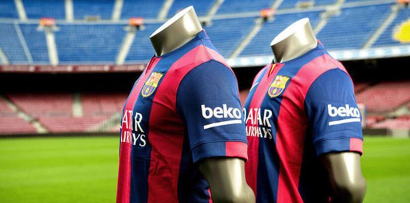 Beko, Barcelona'ya göğüs reklamı vermek istiyor!