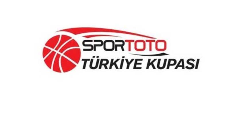 Erkekler Türkyie Kupası'nda eşleşmeler belli oldu!